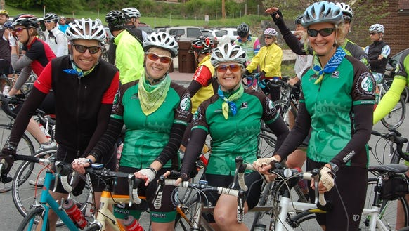 The 23rd annual Burnsville Metric Bike Ride is April