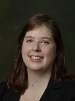 Amber Crooks is environmental policy manager for the Conservancy of Southwest Florida