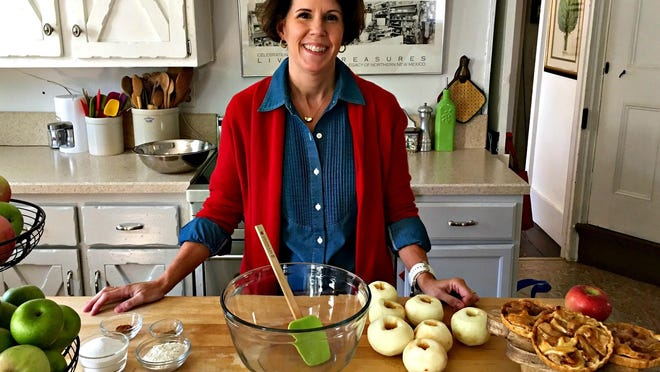 The DIY Dutchess shares quick tips for cooking with apples
