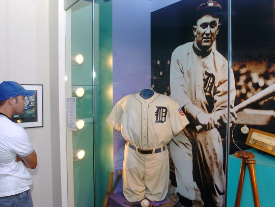 The Ty Cobb Museum in Royston, Ga.