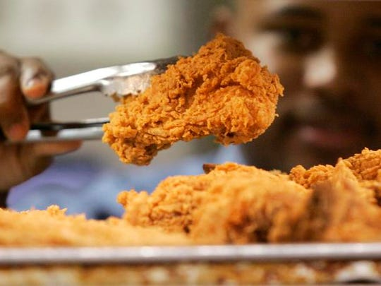 New Orleans is hosting a new Fried Chicken Festival