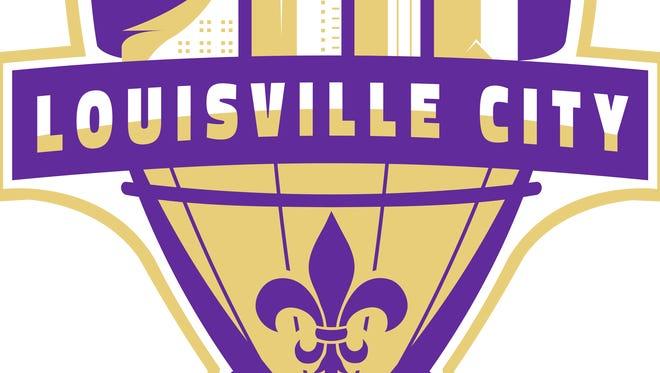 Louisville City FC logo.