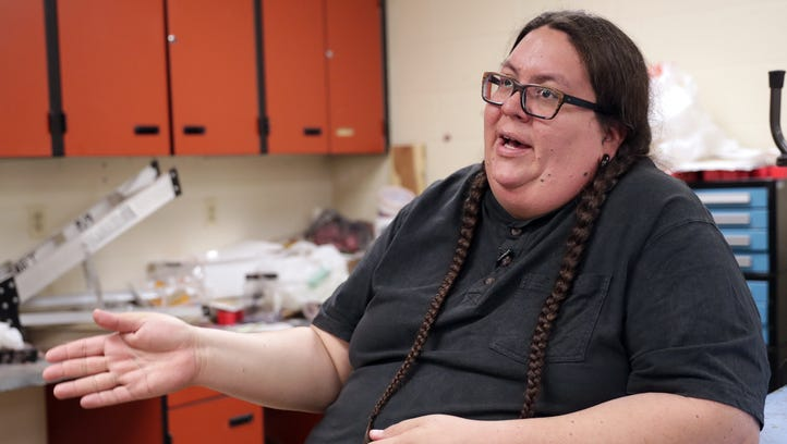 Menominee teacher brings culture into everyday curriculum, recognized among state's best