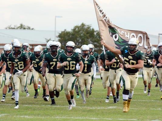 High School Football: Cocoa at Viera