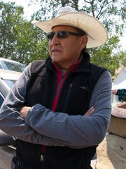 Crow Tribal Member Hubert Two Leggins has been a part of the Crow Fair for as long as he can remember.