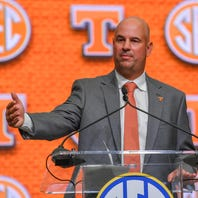 Tennessee Vols coach Jeremy Pruitt says he's 'not going to tolerate' violence toward women