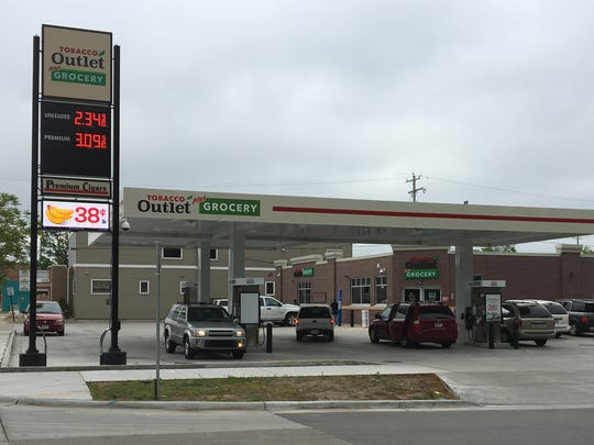 Less than six months after it opened as Kwik Trip Express, the West Walnut Street store in Green Bay has been re-branded as Tobacco Outlet Plus Grocery.