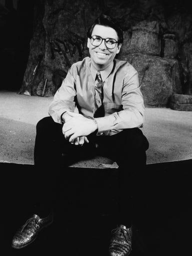 Peter J. Hill circa 1992.