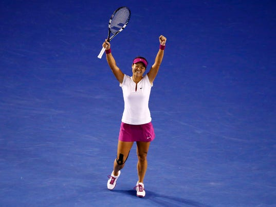 2014-1-25 li na wins the australian open