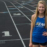 CAK's Rebecca Story was named PrepXtra track athletes of the year. (AMY SMOTHERMAN BURGESS/NEWS SENTINEL)