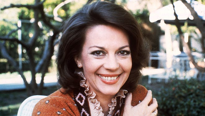 Natalie Wood in January 1979.