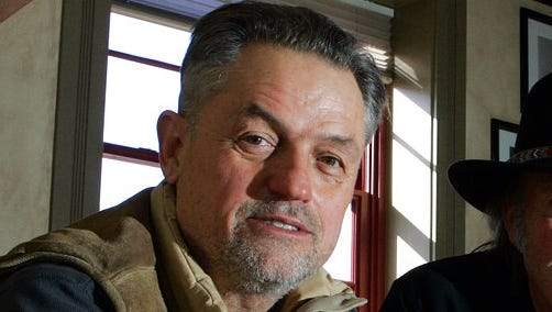 FILE - In this Jan. 24, 2006 file photo, filmmaker Jonathan Demme appears at the Sundance Film Festival in Park City, Utah.  Demme died, Wednesday, April 26, 2017, from complications from esophageal cancer in New York. He was 73.