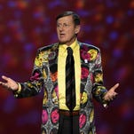 Craig Sager accepts the Jimmy V Award for Perserverance onstage during the 2016 ESPYS at Microsoft Theater on July 13, 2016 in Los Angeles, California.