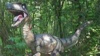 A velociraptor was stolen from a prehistoric park in Henderson.