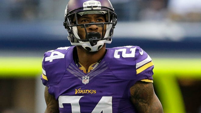 Vikings cornerback A.J. Jefferson was cut Monday morning, hours after he was jailed for probable cause of domestic assault.