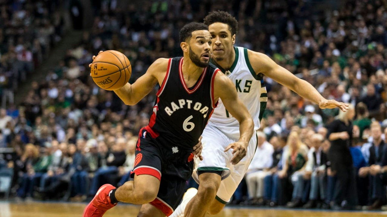 The Toronto Raptors eliminated the Milwaukee Bucks on Thursday in Game 6 and will now face the Cleveland Cavaliers in the second round.