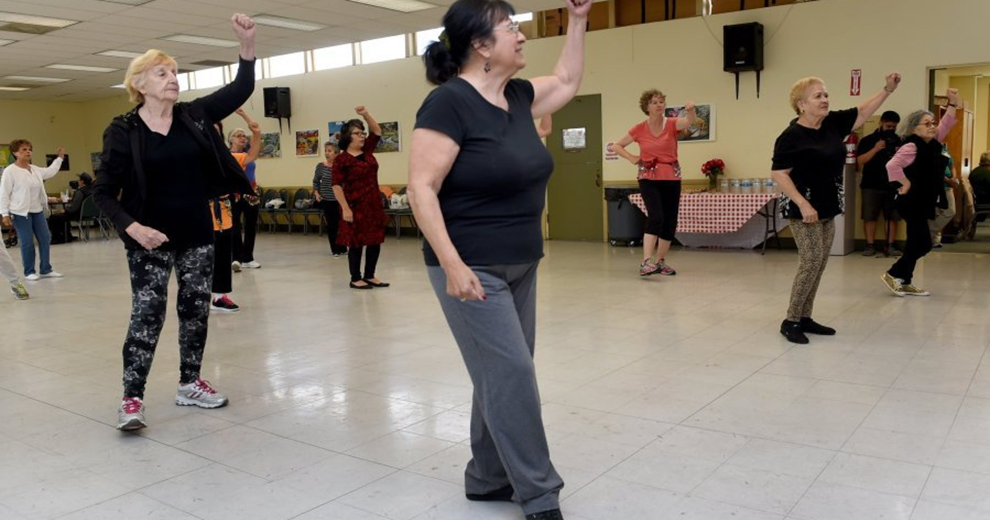 Health, fitness events for seniors set Wednesday