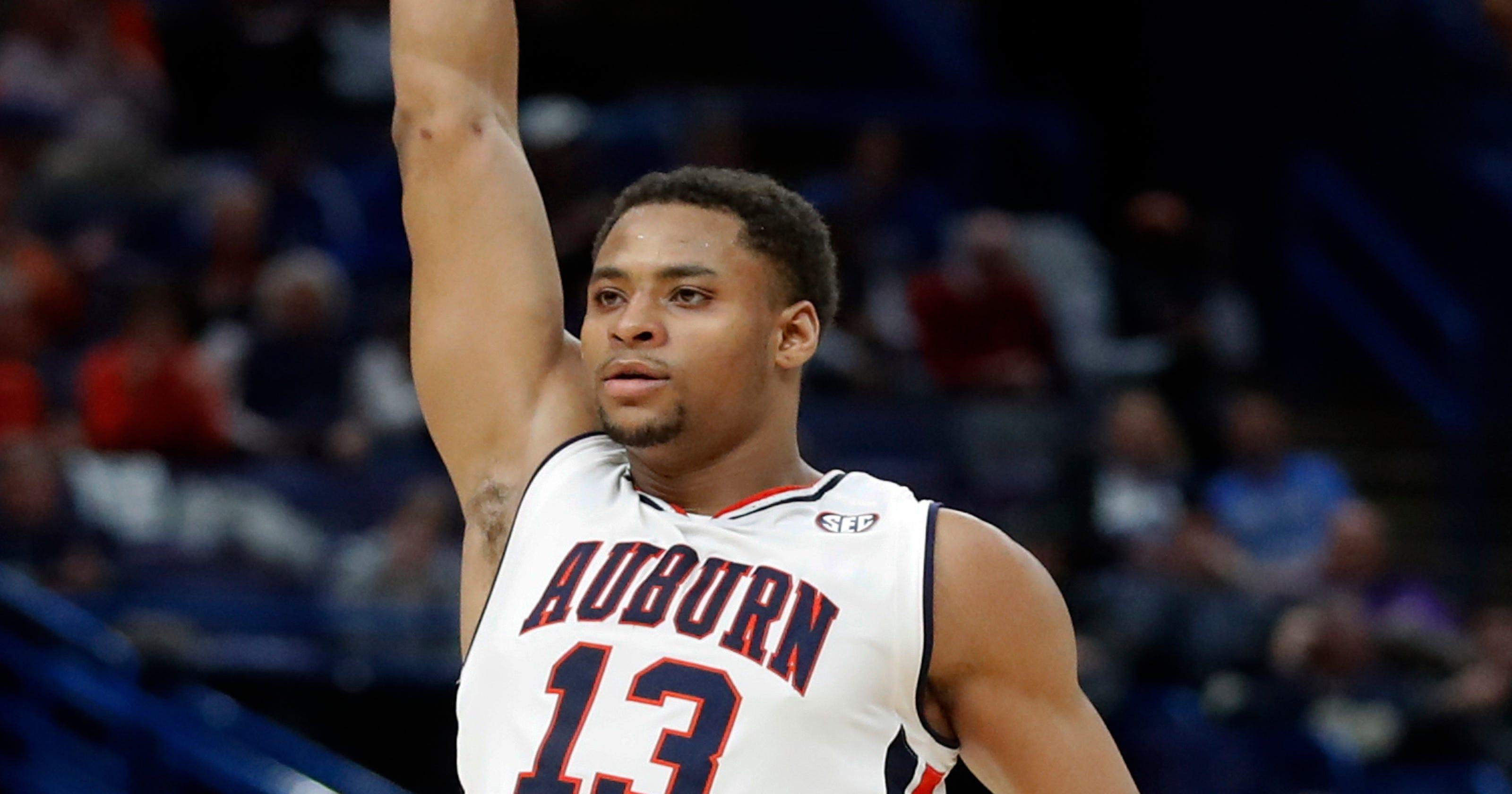 ced4ec38db3 Auburn s Desean Murray to transfer to Western Kentucky