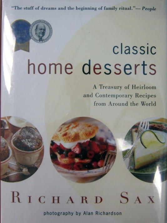 Classic Home Desserts Cookbook