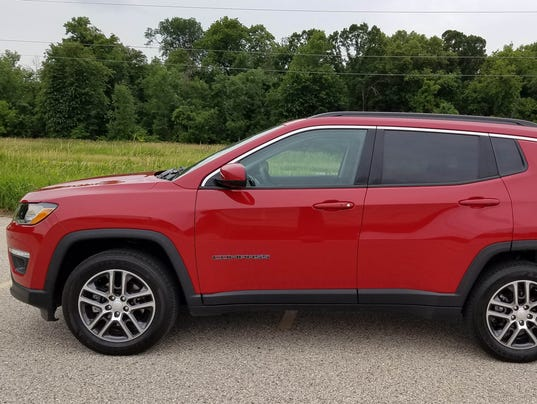 Savage on Wheels 2017 Jeep Compass Latitude 4x4