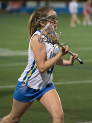Senior defender Cat Daly leads the Agoura High girls lacrosse team into the postseason.