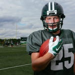 Lake Orion senior running back Matt Krause gained 405 yards as a junior. In his first game this season he gained 409 yards and scored four touchdowns.