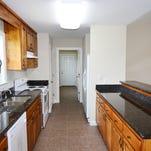 S.S. Steele Wakefield Model Home, kitchen.