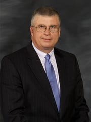 W. Burke Royster, Ph.D., is superintendent of Greenville