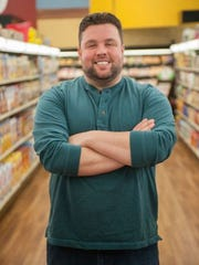 "Robbie Jester is one of the last four competitors featured on Sunday night's ""Guy's Grocery Games"" on the Food Network. The competition starts at 8 p.m."