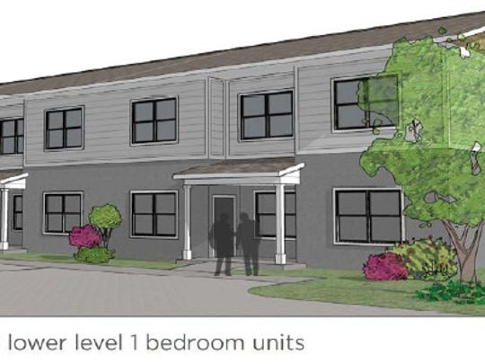 The city provided Community Development Block Grant dollars for the property for the Village at Holston Place (rendering shown) and will provide HOME funds for construction assistance. Knoxville Mayor Madeline Rogero is requesting $2 million for the Community Development Department to help with the lack of affordable housing in the city.