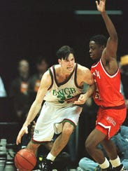 Jeff Nordgaard played in three NCAA tournaments for