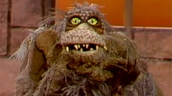 Scred, from Jim Henson's Land of Gorch, was there at the beginning of Saturday Night Live.