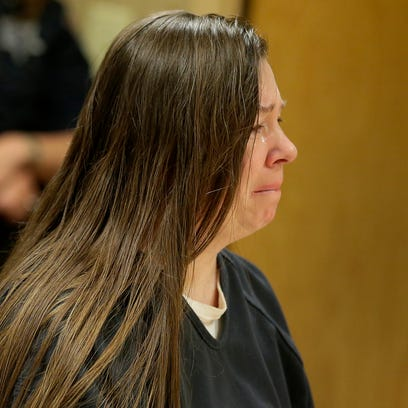 Justine Boyd appears in Winnebago County Court for the first day of a jury trial on February 24, 2015, in Oshkosh, Wis. Boyd, who has raised a mental illness defense, pleaded no contest to a count of attempted homicide last week. Jurors will determine whether she can be held responsible for the 2013 shooting at NeenahÕs Walmart based on her mental state at the time.Wm. Glasheen/Post-Crescent Media