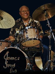 Jaimoe is one of the founders of The Allman Brothers
