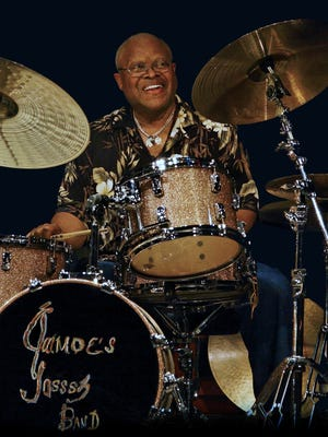 Jaimoe is one of the founders of The Allman Brothers Band.