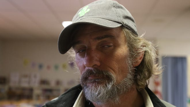 James said he feels much more safe being homeless in Silverton than he does in the other towns around the region.