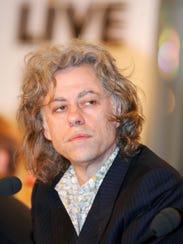 Bob Geldof announces a star-studded revival of his