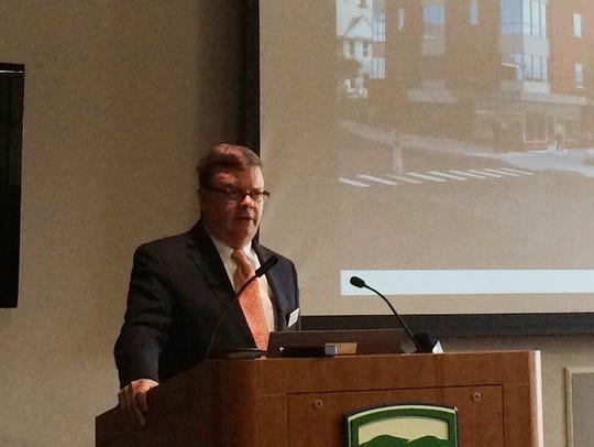 David Provost, Champlain College senior vice president