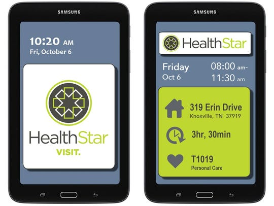 HealthStar Visit is an Electronic Visit Verification