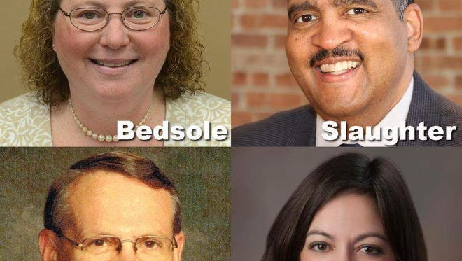 Battle Creek will have its next city manager by next week — but not before the candidates work to woo residents and commissioners during two events this week.