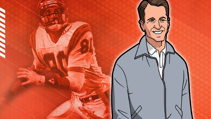 Cris Collinsworth wins 15th Emmy, gets animated