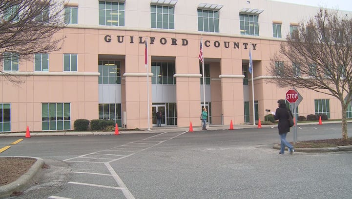 Guilford County DSS Overtime
