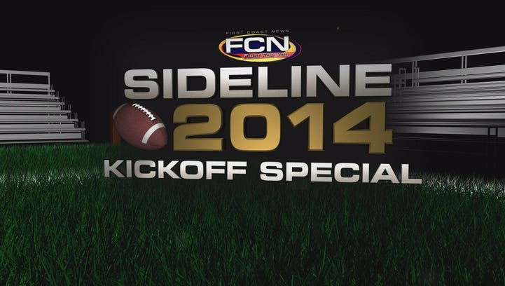 Bartram Trail High School's football team, coaches, cheerleaders, band, students, teachers, and parents will be invited to the First Coast News studio on Thursday night to be a part of our Sideline 2014 Kickoff Special.