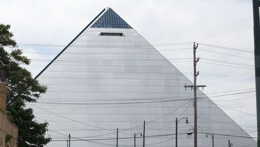 Converting the Memphis Pyramid Arena in Tennessee into a Bass Pro Shops store has been in the works for years.