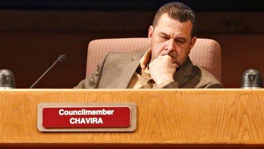 Glendale Councilman Sammy Chavira