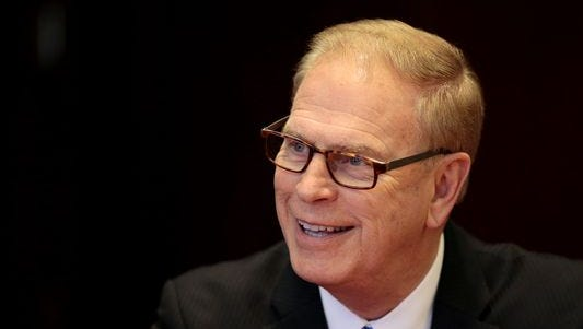 Democrat Ted Strickland, a U.S. Senate candidate, made the recession's impact on Ohio worse, a writer says.