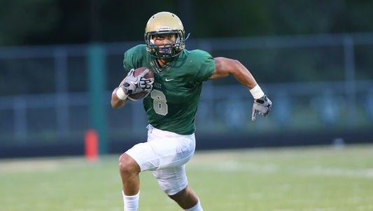 Oliver Martin also reportedly had scholarship offers from Auburn, Florida, Michigan State, Notre Dame, Oregon and Wisconsin, among others.