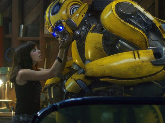 DFP bumblebee movie