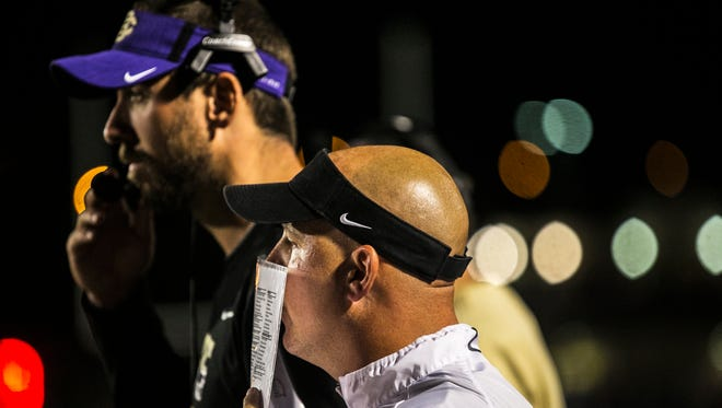 Third-year coach Thomas McDaniel has CBHS on the verge of a 10-victory season for the first time since 2005.
