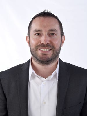 Gregory Hayzen, 2017 Knoxville Business Journal 40 Under 40 honoree
